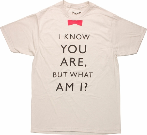 Pee-Wee Herman Know You Are But What Am I T-Shirt