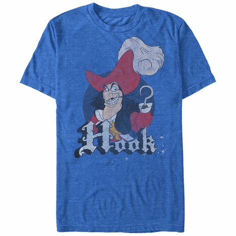 Peter Pan Hook Toon T-Shirt