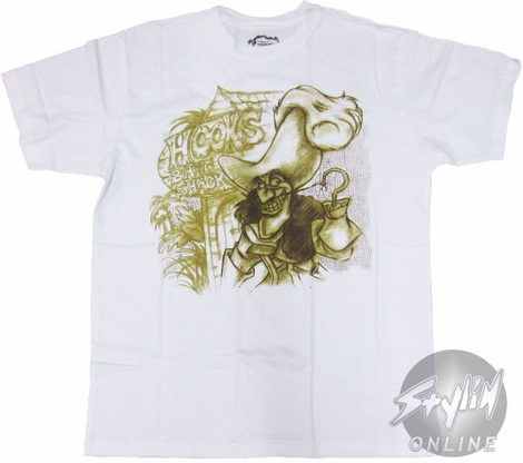 Peter Pan Hooks Bait T-Shirt