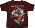Phineas and Ferb Colorado Avalanche Swoosh Juvenile T Shirt