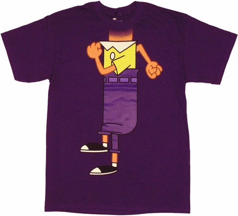 Phineas and Ferb Costume T Shirt
