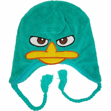 Phineas and Ferb Lapland Beanie