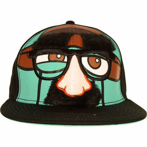 Phineas and Ferb Perry Disguise Hat
