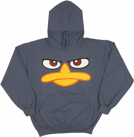 Phineas and Ferb Perry Hoodie