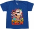 Phineas and Ferb This is My Crew Juvenile T-Shirt