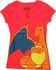 Pokemon Charizard V Neck Juniors T-Shirt
