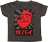 Popeye Japanese Text Toddler T-Shirt