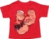 Popeye Tattoo Mom Distressed Infant T-Shirt