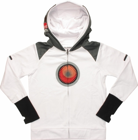 Portal Sentry Turret Live Ammo Zip Junior Hoodie