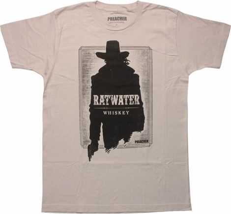 Preacher Ratwater Whiskey T-Shirt