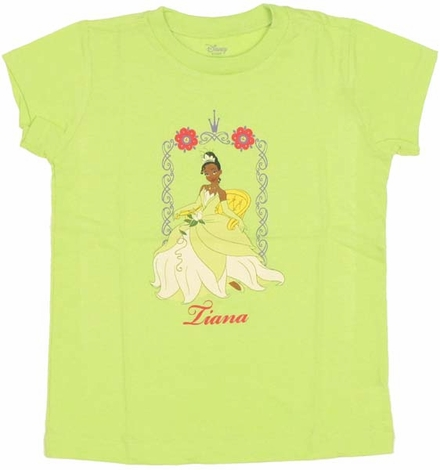 Princess and the Frog Tiana Youth T Shirt