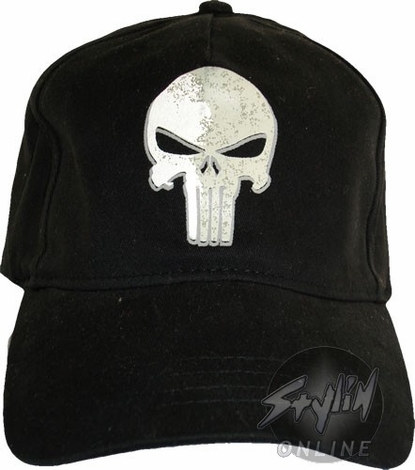 Punisher Logo Hat