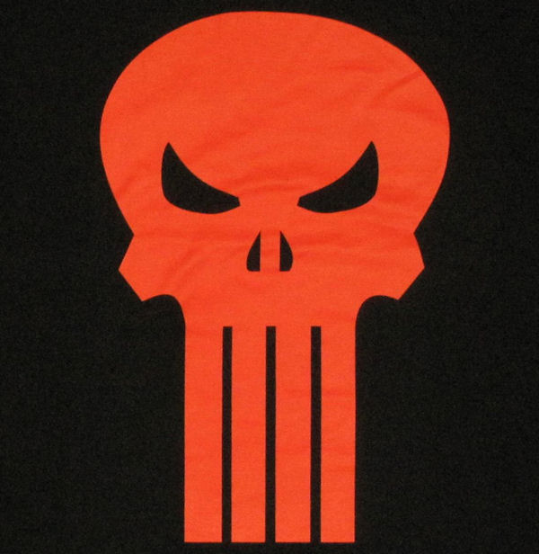 Red Punisher Skull Related Keywords - Red Punisher Skull ...