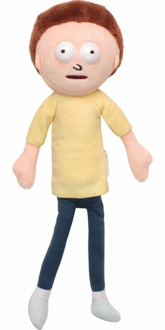 Rick and Morty Morty Smith Plush
