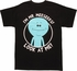 Rick and Morty Mr Meeseeks Look At Me T-Shirt
