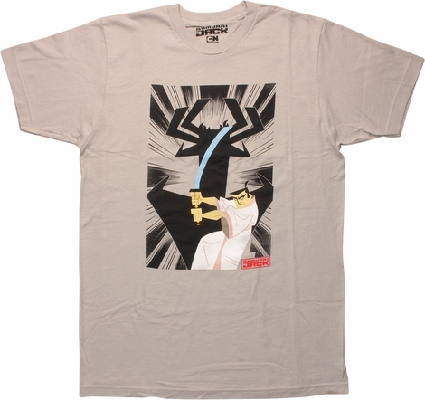 Samurai Jack Epic Battle Ready T-Shirt