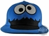 Sesame Street Cookie Monster Face Hat