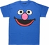 Sesame Street Grover Face Mighty Fine T-Shirt