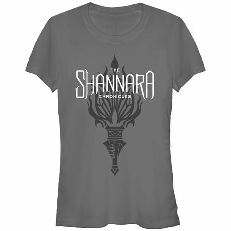 Shannara Chronicles Druid Logo Juniors T-Shirt
