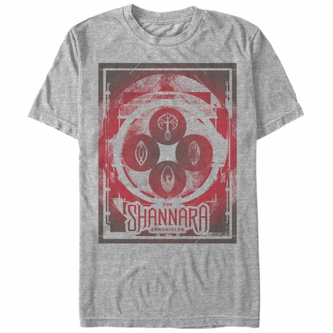 Shannara Chronicles Emblems T-Shirt