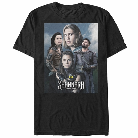 Shannara Chronicles Group Shot T-Shirt