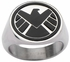 SHIELD Logo Avengers Assemble Ring