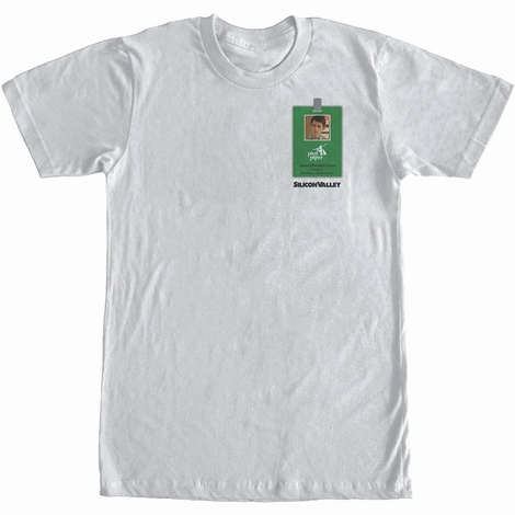 Silicon Valley Jared Badge T-Shirt