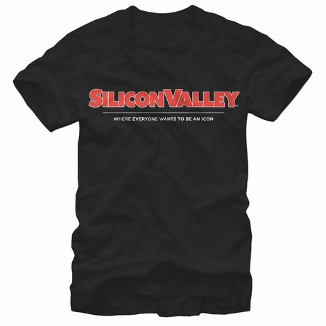 Silicon Valley Name Slogan T-Shirt