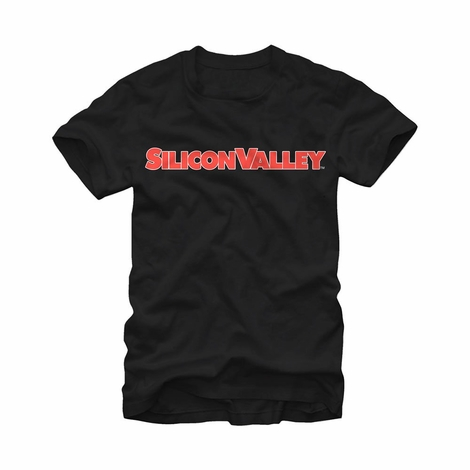 Silicon Valley Show Logo T-Shirt