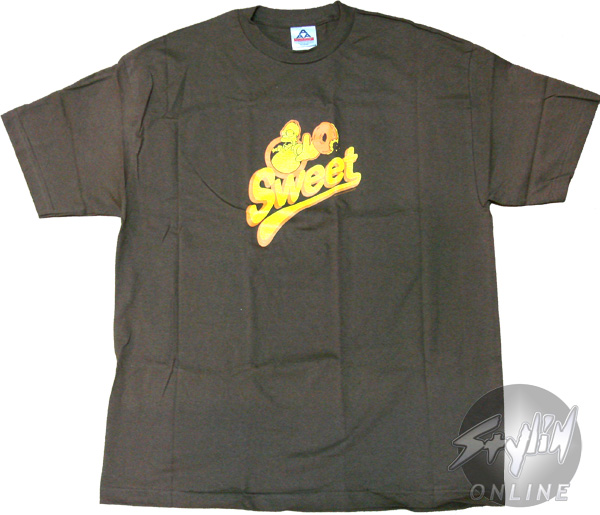 Simpsons Homer Sweet T Shirt