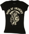 Sons of Anarchy Name Reaper Baby Tee