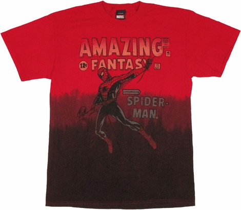 Spiderman Amazing T Shirt
