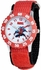 Spiderman Crouch Kids Time Teacher Red Watch