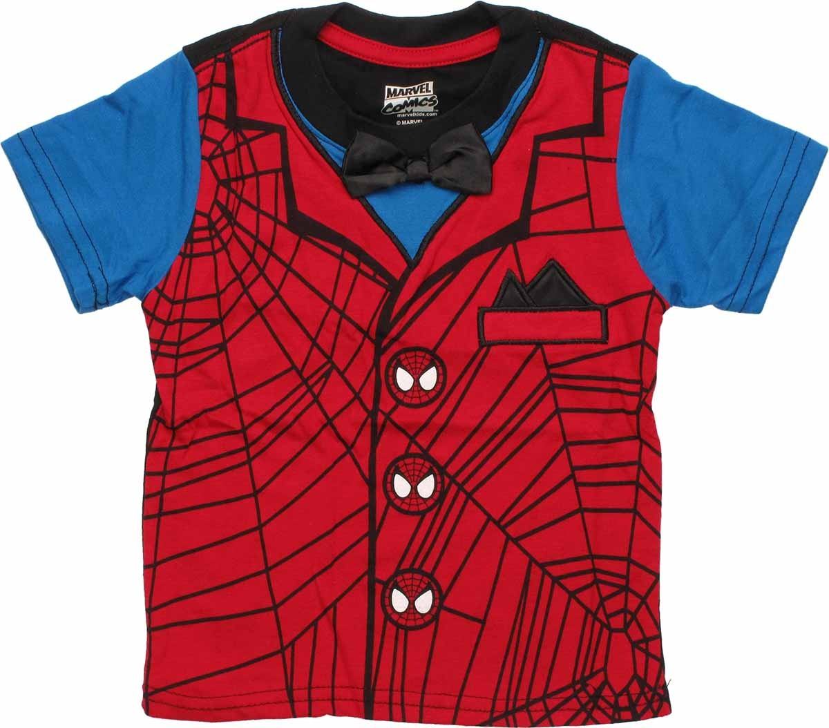 spiderman formal toddler t shirt. Black Bedroom Furniture Sets. Home Design Ideas