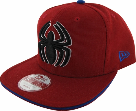 Spiderman Logo Sandwich 9Fifty Hat