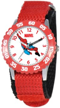 Spiderman Swing Kids Time Teacher Red Watch