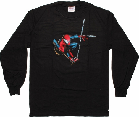 Spiderman Swing Long Sleeve T-Shirt