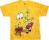 Spongebob Squarepants Rip Pants Ha Youth T-Shirt
