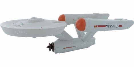 Star Trek 50th USS Enterprise Vinyl Figurine