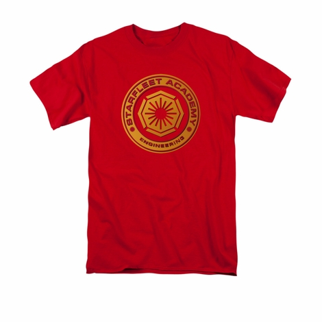 Star Trek Academy Engineering T Shirt