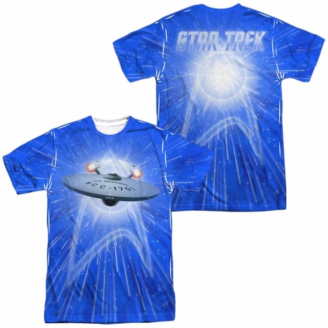 Star Trek All She's Got FB Sublimated T Shirt