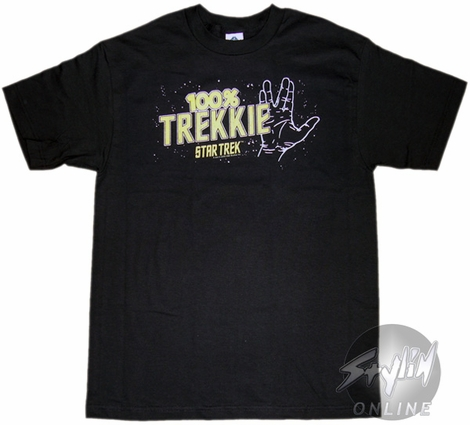 Star Trek All Trekkie T-Shirt