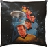 Star Trek Among Stars Sublimated Throw Pillow