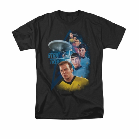 Star Trek Among the Stars T Shirt