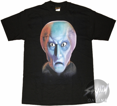 Star Trek Balok Head T-Shirt