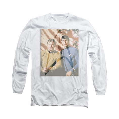 Star Trek Classic Duo Long Sleeve T Shirt