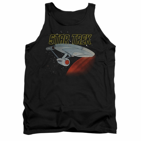 Star Trek Classic Enterprise Tank Top