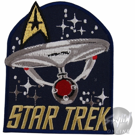 Star Trek Classic Patch