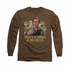 Star Trek Coffee Tribble Long Sleeve T Shirt