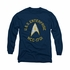 Star Trek Collegiate Long Sleeve T Shirt